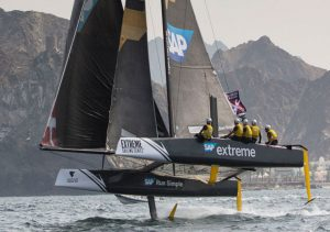 Extreme Sailing Seriese