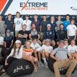Extreme Sailing Series participants, San Diego, CA